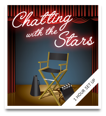 Chatting with the stars