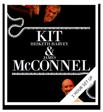 Kit & Mc Connel – Over the Yardarm